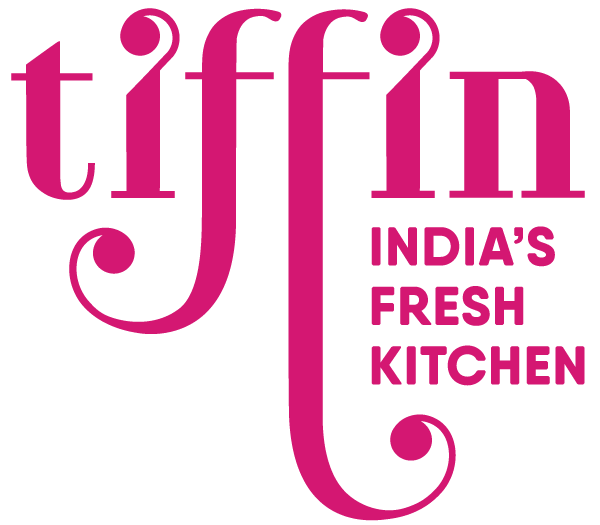Tiffin Fresh Kitchen Logo - Kyle Loranger Design - Edmonton