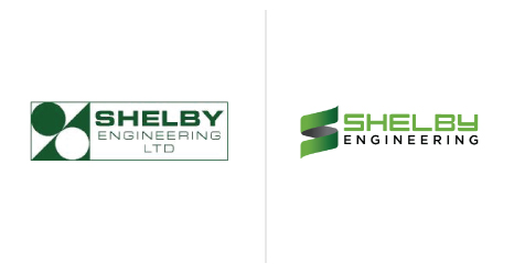 before and after logo samples